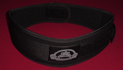 Ergonomic Weight Lifting Belt Nylon