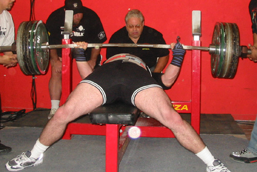 Does your raw bench get weaker when you train in a bench press shirt?