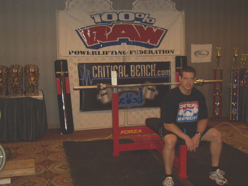100 Raw Powerlifting National Championships Photo Gallery 3