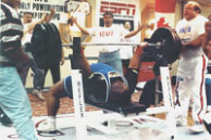 Reverse Gip Bench Press