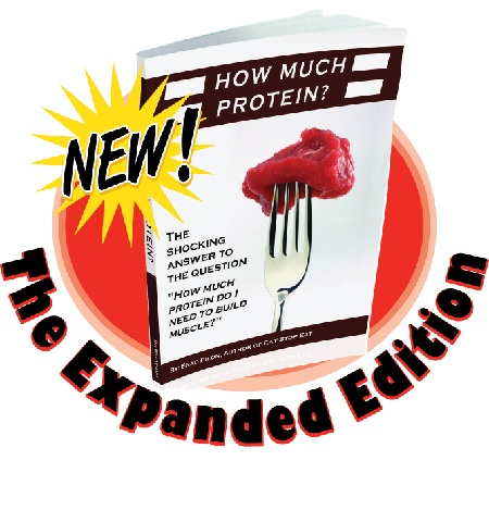 Review of Brad Pilon's Review of How Much Protein