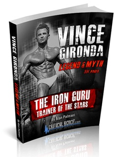 Review of Vince Gironda: Legend and Myth