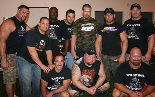 Team Tampa Barbell Powerlifting