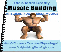 Muscle Building Mistakes You Must Avoid