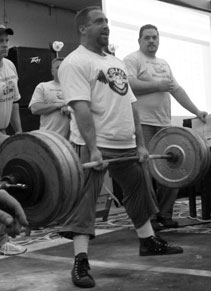 Interview With  Powerlifter Ryan Celli