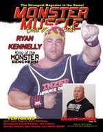Ryan Kennelly Bench Press Monster