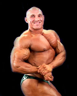 Sean Calder Bodybuilder