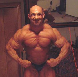 Bodybuilding Contestant Sean Calder