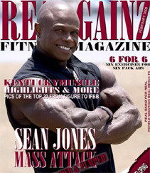 As Published in Real Gainz Mag
