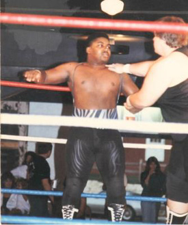 Shawn Lyte on the Wrestling Circuit