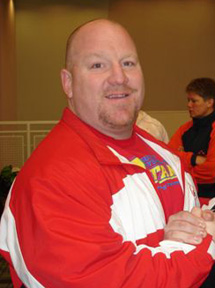 Shawn OHalloran Powerlifter