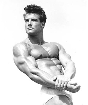 Renato Casaro's poster influence? Steve-reeves