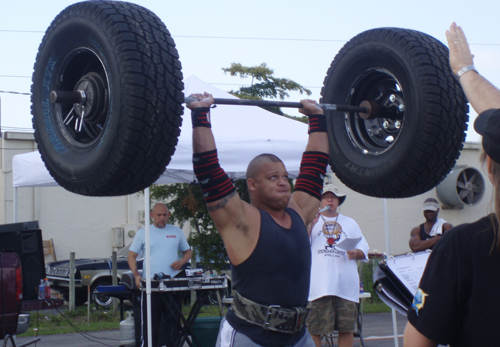 Building Muscle and Grip Strength with Strongman Training
