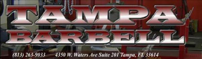 Tampa Barbell Powerlifting
