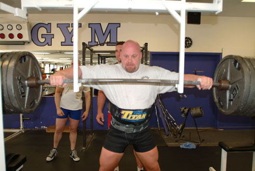 Tribute Interview With Powerlifter Mike Witmer