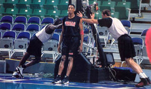 increase vertical jump with stretching