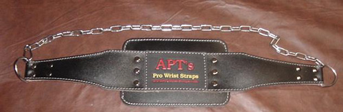 Weight Lifting dip Belt