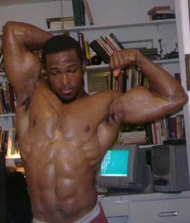 Yumon Eaton Natural Bodybuilder