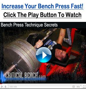 2.0 critical bench pdf