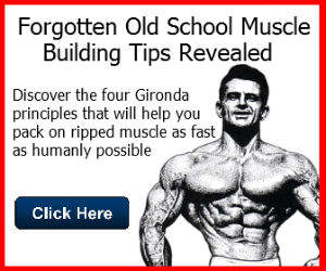Muscle Building Programs