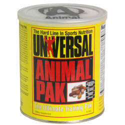 Univerasal Animal Pak Supplement Review