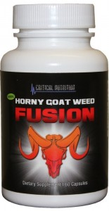 Horny Goat Weed Fusion