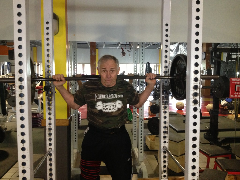 Powerlifting | Critical Bench