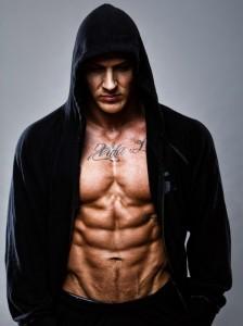 dark muscle
