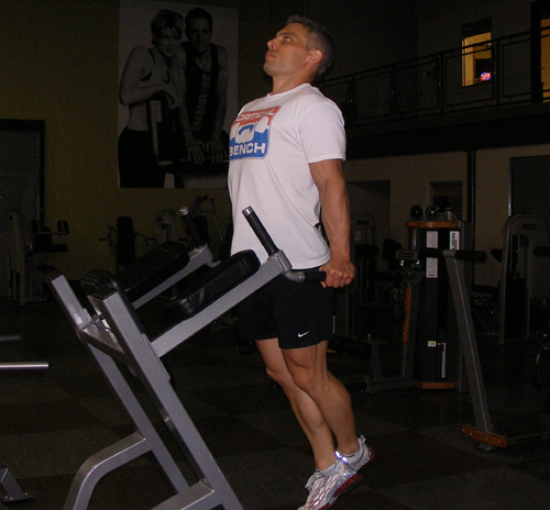 Tricep Dips Exercise