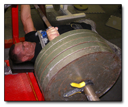 Biggest reason to bench press more weight