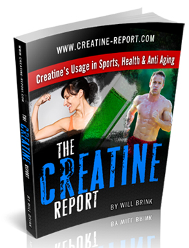 Creatin Muscle Building Supplement