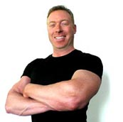 Fitness Author Jeff Anderson the Muscle Nerd