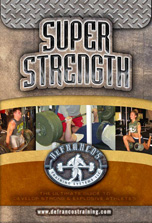 Review of the Super Strength DVD