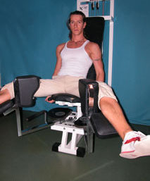 Use The Adductor Machine To Tone Inner Thighs And Improve
