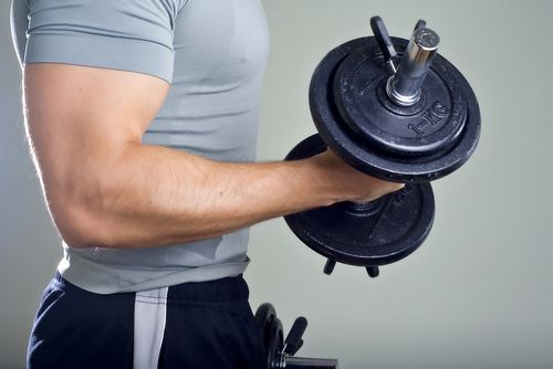 One Dumbbell, Fifteen Minutes, Time Effective Fat Loss
