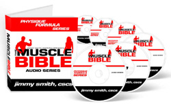 I need muscle - the Muscle Bible from Jimmy Smith
