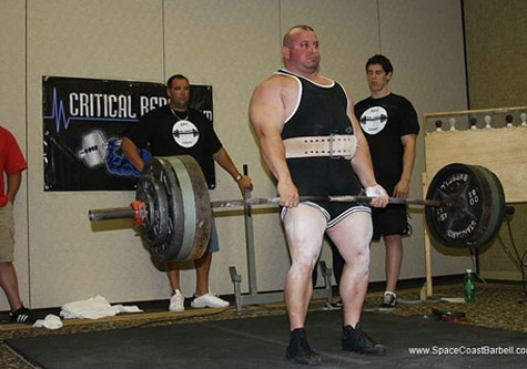 2008 October Orlando Barbell APF Classic