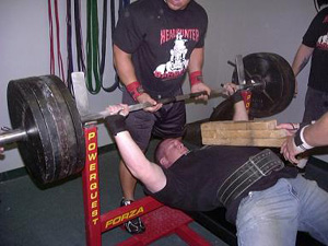 powerlifting for the master lifter