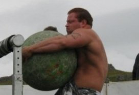 Stone Training for Full Body Strength