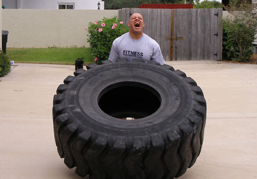Strongman vs. Power Cleans For Football - Part 2