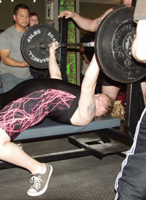 So What Is The Real Answer To A Successful Bench Press Workout?
