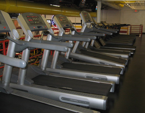 Treadmills Beat the Heat and More