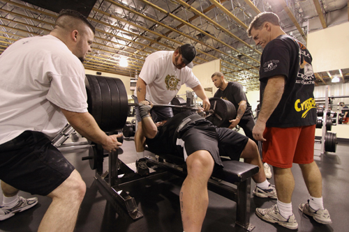 The Unbalanced Theory of The Bench Press